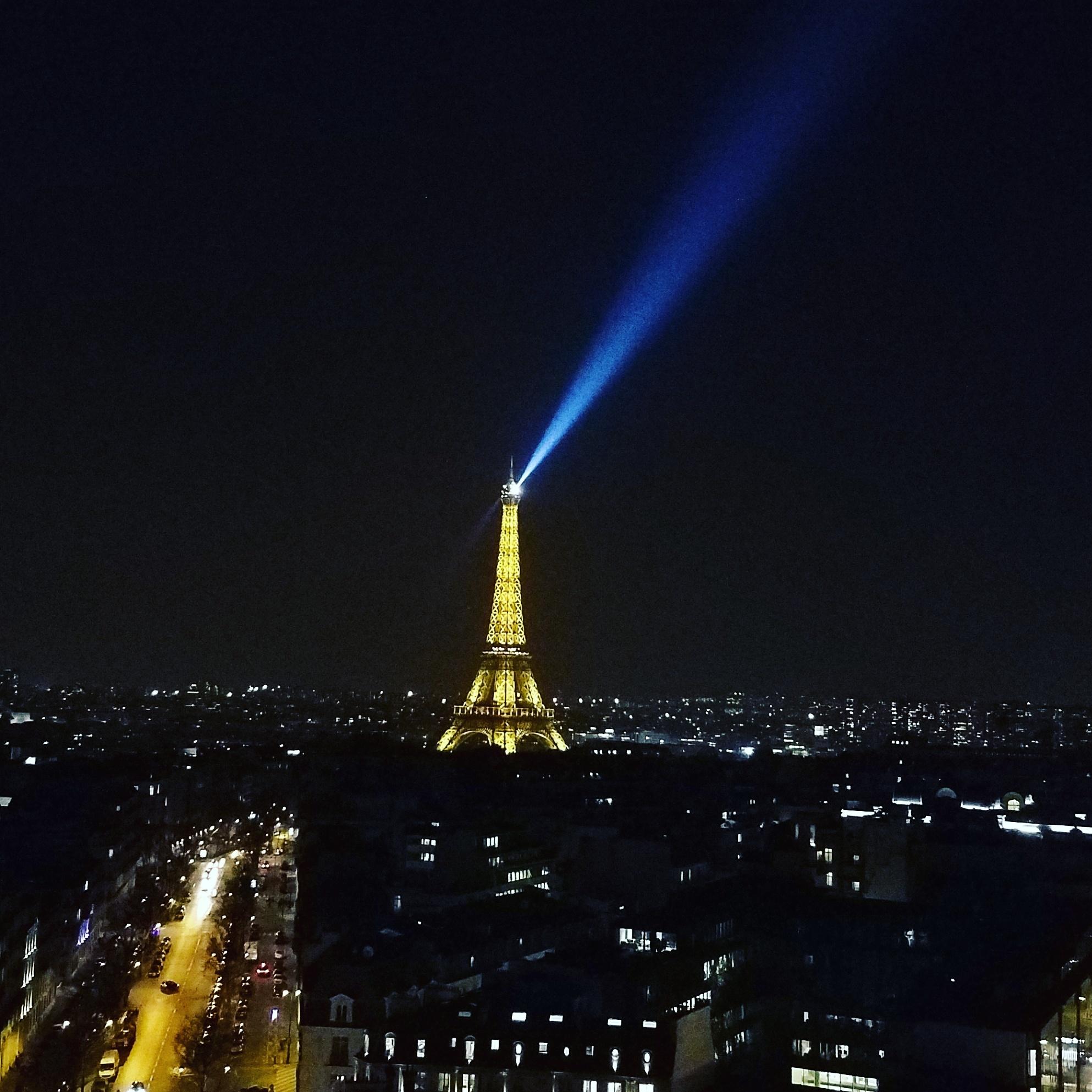 Eiffel Tower JEC Paris 2017.jpg
