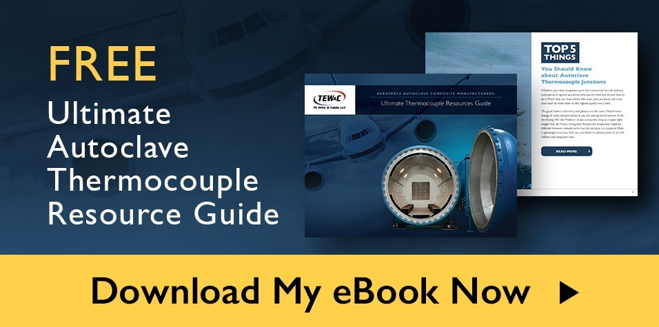 Aerospace Autoclave Composites Thermocouple Resources Guide
